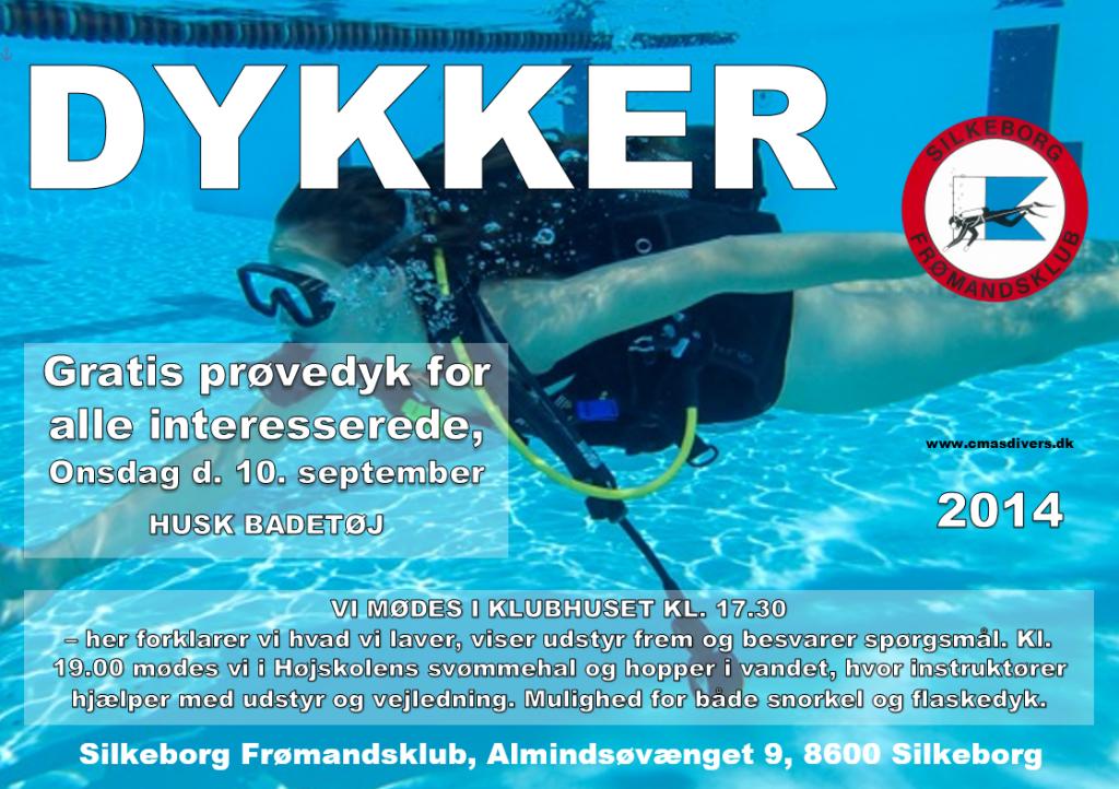 Dykker2014